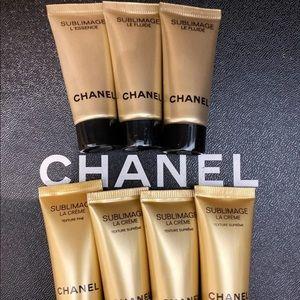 Chanel Skincare Set $253 value